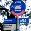 B54 Bus Stop Sign Directions Thumbnail