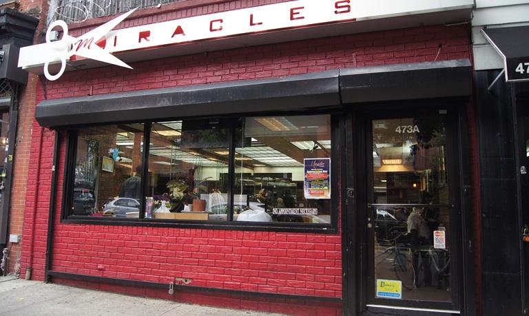 MIRACLE?S UNISEX BARBER SHOP Myrtle Avenue Brooklyn Partnership