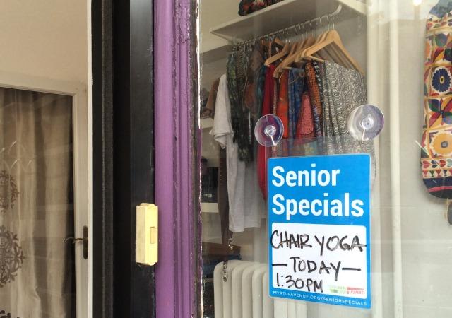 Age-Friendly Myrtle Avenue in Fort Greene & Clinton Hill Brooklyn