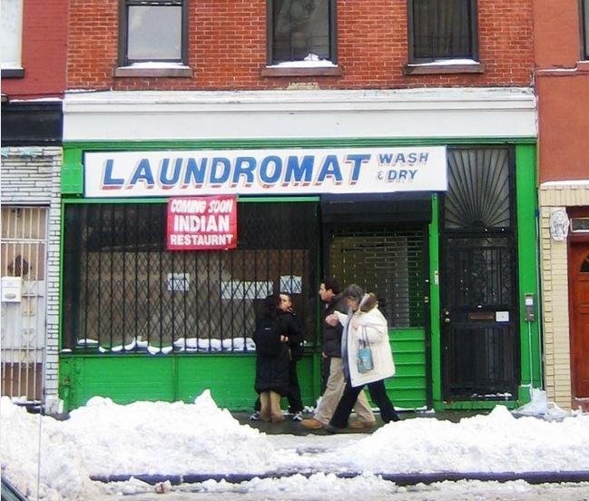A-Laundromat