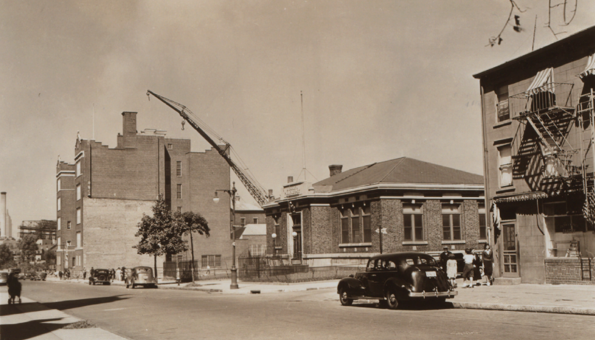 St.-Edwards_demo-of-homes-between-library-and-ps-67_1939_NYPL
