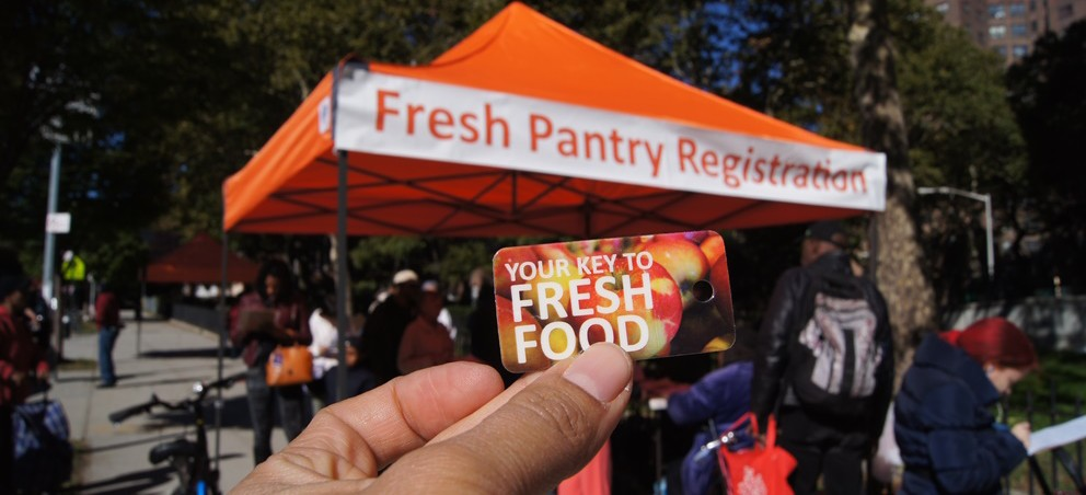 Fort Greene & Farragut Fresh Pantry