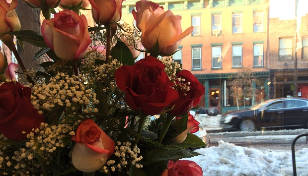Bella Rosa Flowers V-Day 2016