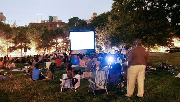 movies at the greene