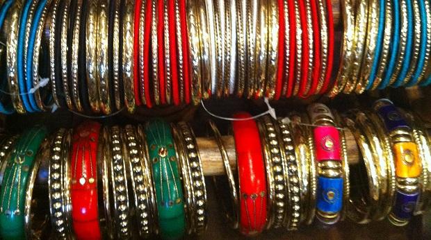 Bracelets from 21 Tara.