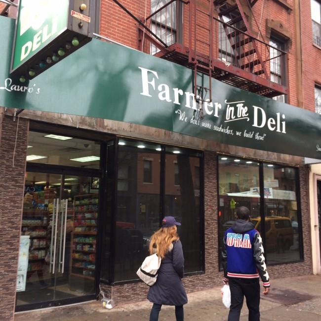 Farmer in the Deli_New Storefront