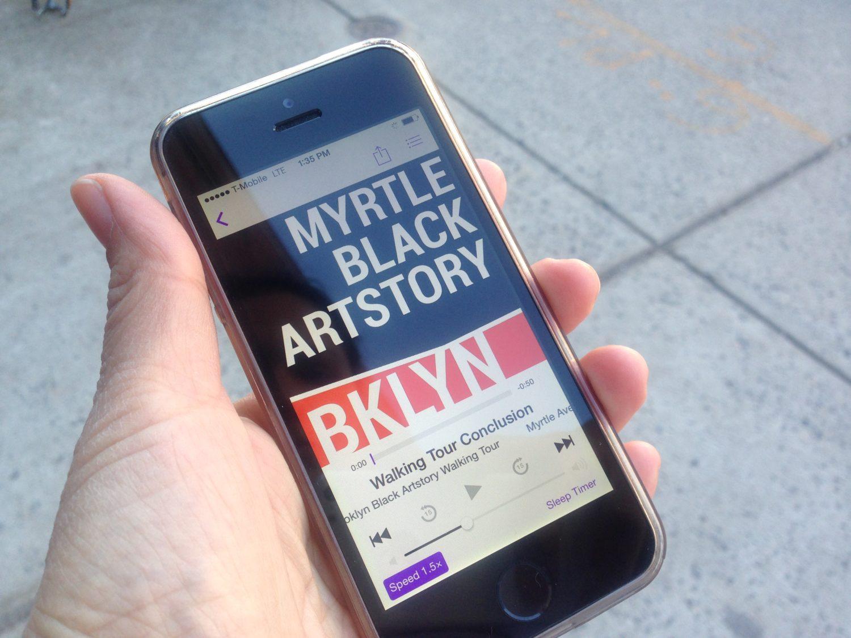 Podcast Explores Black Arts Heritage in Fort Greene