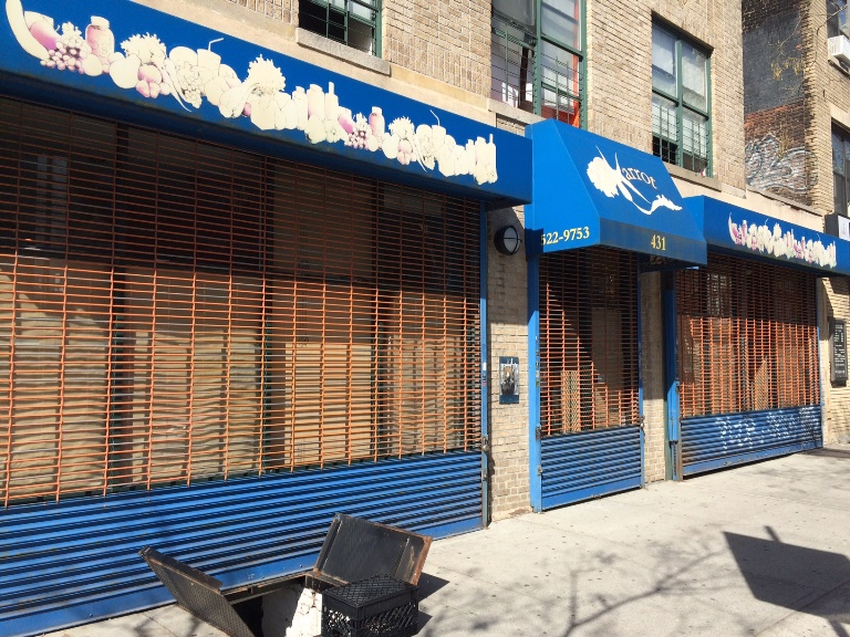 Move with Grace New Location on Myrtle Avenue. Clinton Hill