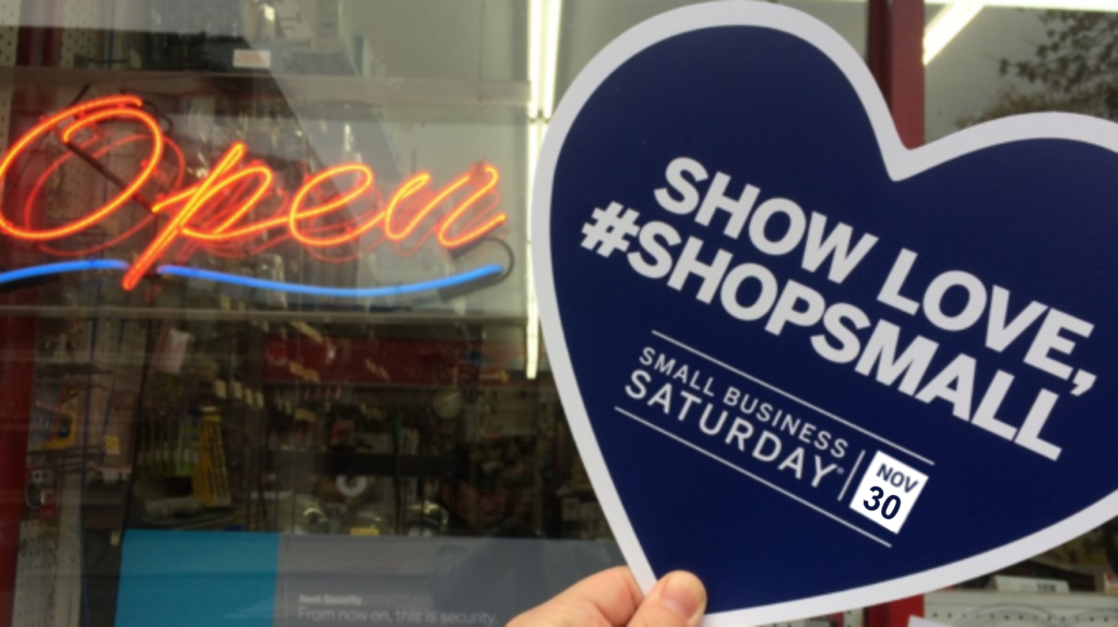Small Business Saturday 2020.Shopmyrtle On Small Business Saturday Myrtle Avenue