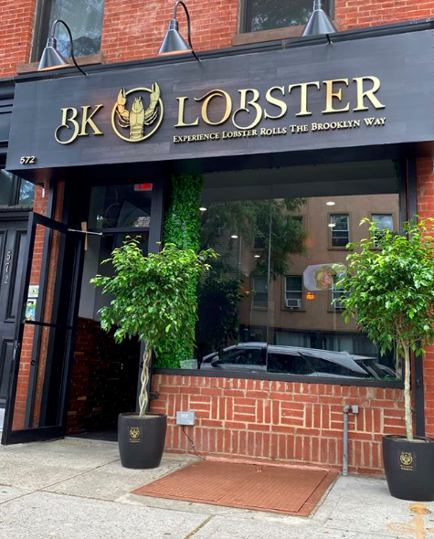 BK Lobster Clinton Hill