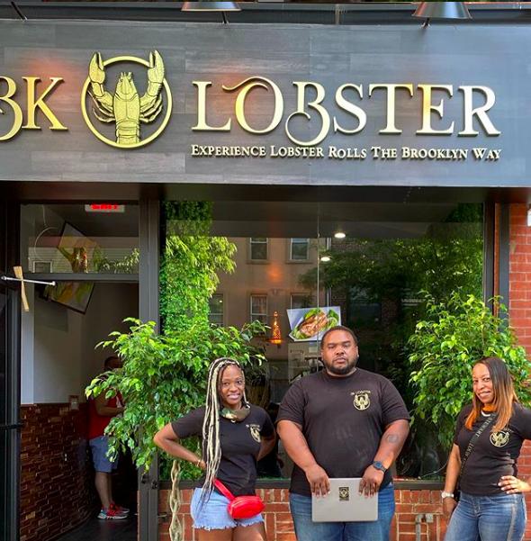 BK Lobster Clinton Hill Staff